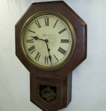 Ansonia School Clock