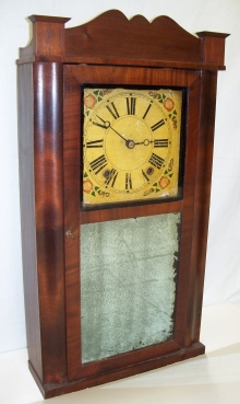 Looking Glass Shelf Clock.