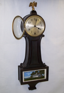 Seth Thomas #2 Regulator Clock